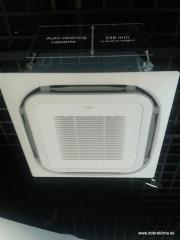 Showroom - kazetová klimatizácia