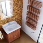 dizajnový radiátor isan koro