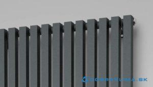 dizajnový radiátor isan octava