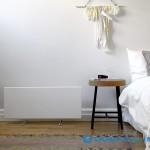 Elektrický konvektor s WiFi