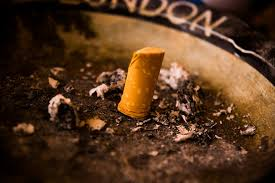 fajčenie vnútri