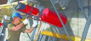 Jadrové vŕtanie: presné otvory bez prachu a prasklín