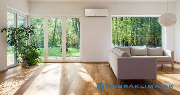 používanie klimatizácie