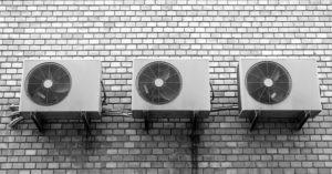 fén v klimatizácii