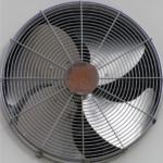 ventilátor v klimatizácii